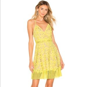 Lovers and Friends Bellini Dress In Sunshine